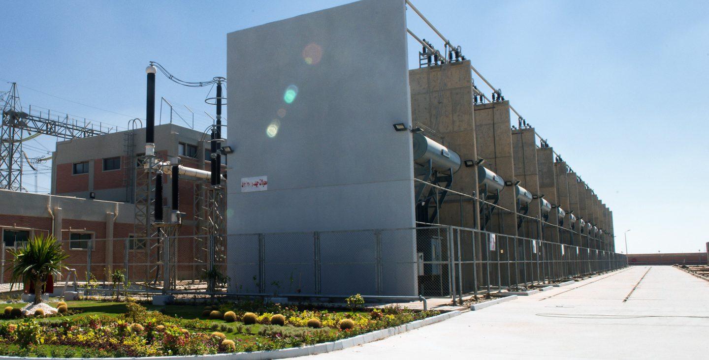 شركة جاما للإنشاءات تنفذ محطة محولات بدر
